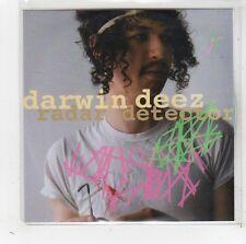 (FV980) Darwin Deez, Radar Detector - DJ CD