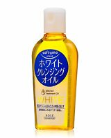 KOSE SOFTYMO White Cleansing Oil 60ml Made in Japan Import Free shipping