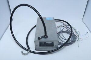 CLIMET CI-3100 4-20 MA Remote Sensor Particulate Counter, Model CI-3100-12-0-4-4