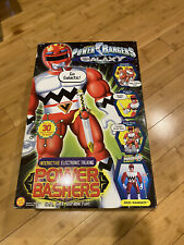 LIMITED EDITION ? RARE COLLECTIBLE! Power Rangers Lost Galaxy 1999 RED RANGER