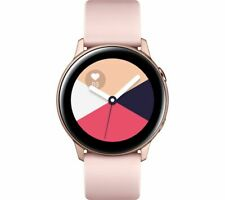 SAMSUNG Galaxy Watch Active - Rose Gold - Currys