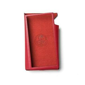 Astell & Kern - A&norma SR15 Leather Case Crimson Red) - Authorized Dealer