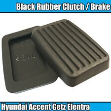 1x PEDAL PAD FOR  HYUNDAI ACCENT GETZ ELENTRA EXCEL BRAKE CLUTCH RUBBER COVER