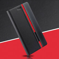 Luxury PU Leather Card Holder Wallet Flip Cover Stand Case For HTC One A9 M9 M10