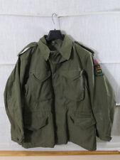 #a Norvège/type us army ww2 Field Jacket m-1943 veste de champ m43 Olive Taille 48