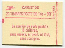 RC 5987 FRANCE CARNET 2220-C 8 LIBERTÉ 20 TIMBRES A 1,80f  MNH NEUF **