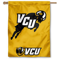 Virginia Commonwealth Rams Jumping Ram House Banner Flag
