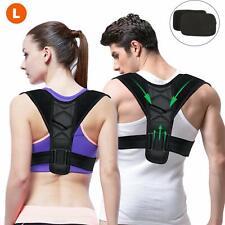 Correcteur Posture Dorsale Dos Maintien Redresseur épaules Réglable mixte L