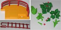 REPLACEMENT PIECES Playmobil Swimming Pool Spare Parts Instructions Set 4858
