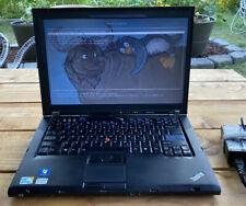 Libreboot Lenovo ThinkPad T400 (160GB HDD, Core 2 Duo P8600 2.53GHz, 4GB RAM)