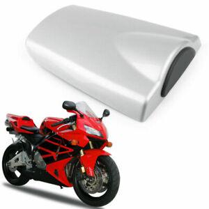 Soziusabdeckung Sitzbezug für Honda CBR 600 RR 2003-2006 Silver AR