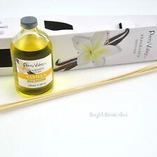 Vanilla Scent Home Fragrance Oil Reed Diffuser  100ml 3.4oz Gift Box Home Decor