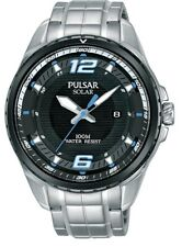 Pulsar Active Gents Solar Powered Watch - PX3127X1 NEW