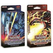 Yu-Gi-Oh! Götter Decks OBELISK und SLIFER  OVP/DE