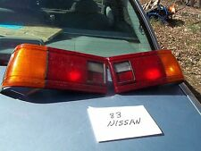PAIR OF 1983 NISSAN TAIL LIGHTS