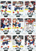 2019-20 O-Pee-Chee Hockey Florida Panthers Team Set of 15 Cards