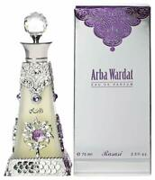 RASASI ARBA WARDAT EAU DE PARFUM 2.36oz/70ml PERFUME SPRAY FREE SHIPPING