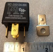 Cole Hersee Relay 20A 24V SPDT - RC-200124-NN