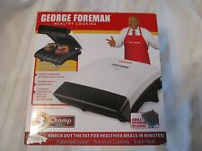 New George Foreman Champ Grill  GR0038W