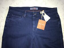 Loro Piana Jeans Top Vip Luxury  Blue Size 33 = 49 Made in Italy