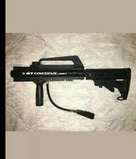 BT Omega Semi-Auto Tactical Paintball Gun - Black