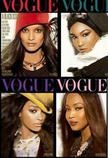 Vogue Black Issue Luglio 2008