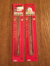 (2) Vermont American No 48577 Coping Saw Blades