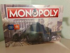 - SNCB/NMBS   MONOPOLY