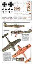 "Peddinghaus 1/72 Fw 190 D-9 ""Red 13"" Klaus Faber JV 44 Die Wurger-Staffel 1176"