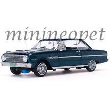 SUN STAR 4543 1963 FORD FALCON HARD TOP 1/18 DIECAST MODEL CAR OXFORD BLUE