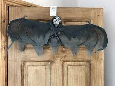 Halloween da parete horror SCHELETRO PIPISTRELLO FANTASTICO Spaventoso