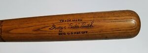 High Grade 1930-32 Babe Ruth 40 B.R Bone Rubbed Louisville Slugger Baseball Bat