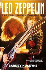 Led Zeppelin: The Oral History of the World's Greatest Rock Band: By Hoskyns,...