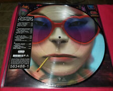 GORILLAZ Humanz 2 x PICTURE DISC Vinyl LP NEW & SEALED