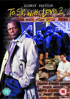 TO SIR WITH LOVE 2 DVD Sidney Poitier Christian Payton UK Release New Sealed R2