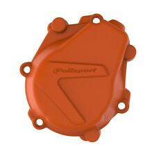 Apico Ignition cover protector KTM SXF450 16-18 ORANGE