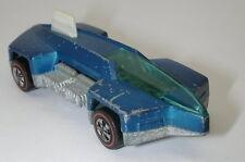 Redline Hotwheels Blue 1971 What-4 oc12983