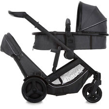 HAUCK DUETT 3 TANDEM TWIN BABY & TODDLER CONVERTS TO SINGLE