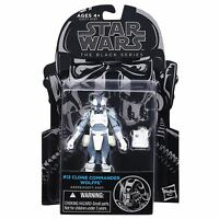 Star Wars Black Series Collection Clone Commander Wolffe Action Figure