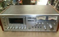 Rare Aiwa AD-6800 Solid State  Stereo Cassette Deck _ needs Belts !