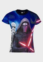 Boys Disney Star Wars Darth Vader Stormtrooper Kylo Ren T-Shirt Top. BNWT (7)