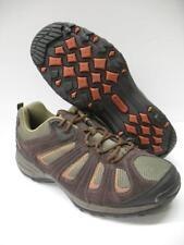 Hi-Tec 7168 Multiterra Vigo Outdoor Hiking Trail Casual Shoes Brown Mens 11.5