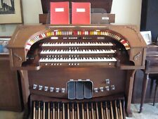 Rodgers 33-E Theater Organ Top Model w/3 speakers, Glock
