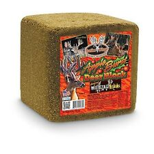 Apple Burst Deer Mineral Block - w/ Body Building Minerals and Nutrient 20 lbs
