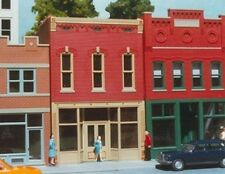 Smalltown USA/RIX -HO #699-6013 City Buildings - Vivian's Family Shoe Store -NIB