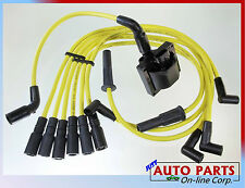 SPARK PLUG WIRE + Ignition coil BLAZER  S10 JIMMY  SAVANA EXPRESS HOMBRE V6 4.3L