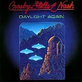 CROSBY, STILLS & NASH - DAYLIGHT AGAIN NEW CD BUT NOT SEALED