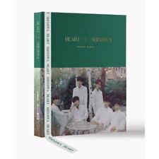 SHINHWA [HEART] TWENTY Special Album CD+PhotoBook+P.Card+Polaroid K-POP SEALED