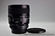 Nikon Af Micro Nikkor 60mm F/2.8 Excellent