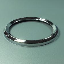 VDO cromo anillo 80 mm-front-Ring Anillo de velocímetro-Bezel-metal